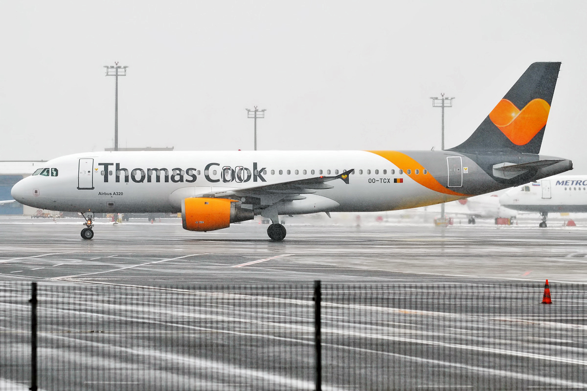 a320 type rated captains thomas cook osm aviation