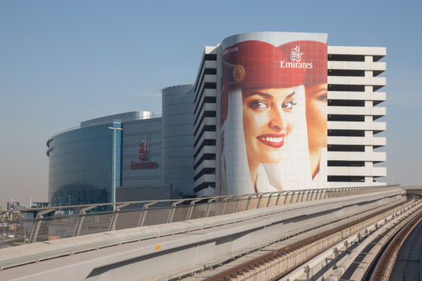 Emirates HQ